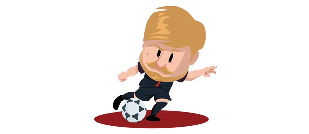 les légendes du football paris albin quéru virage