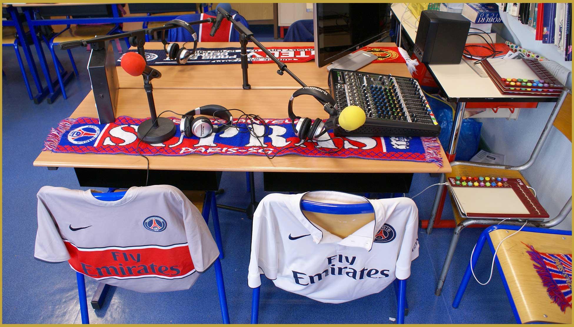Aymeric Le Meignen PSG Virage Supras Supporters Paris-SG Ultras Parc des Princes Ecole du Parc