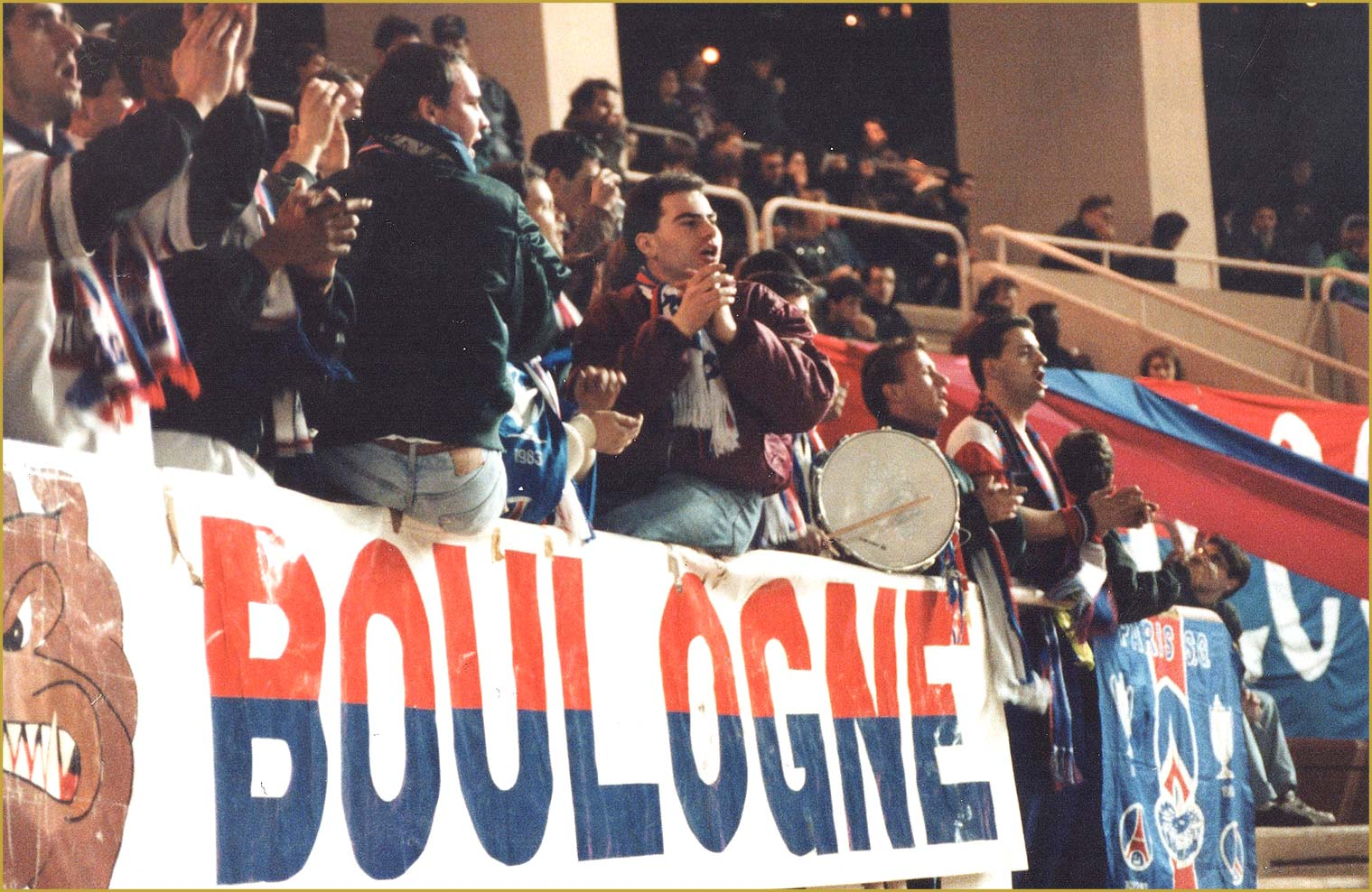 ITW Bouquin Virage PSG