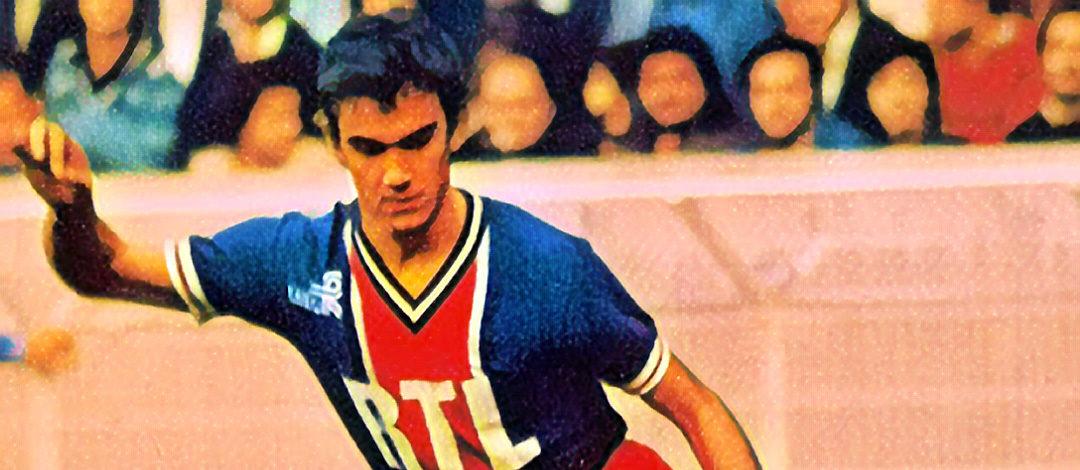 François Brisson Virage PSG