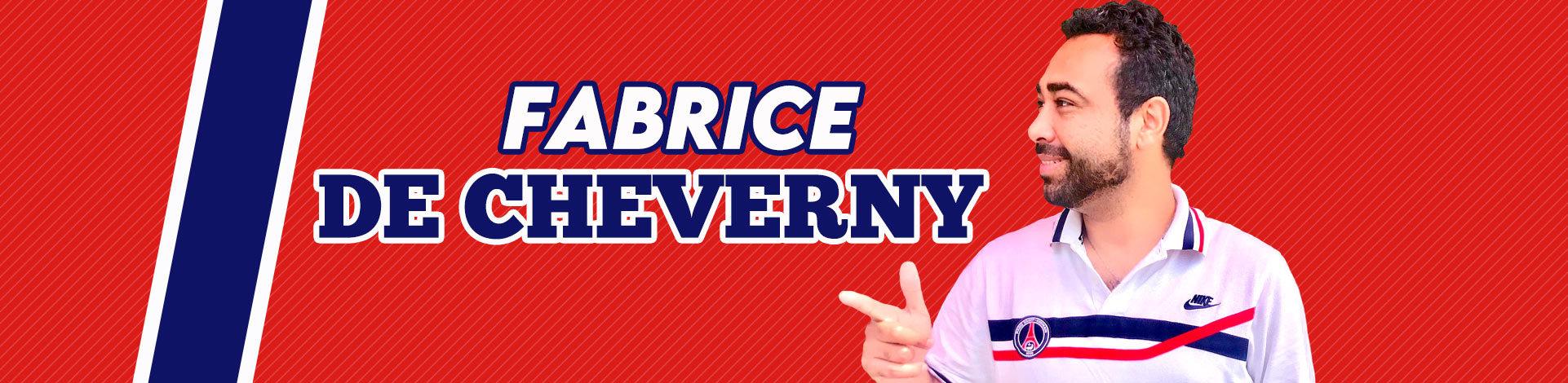 ITW Fabrice de Cheverny Virage PSG