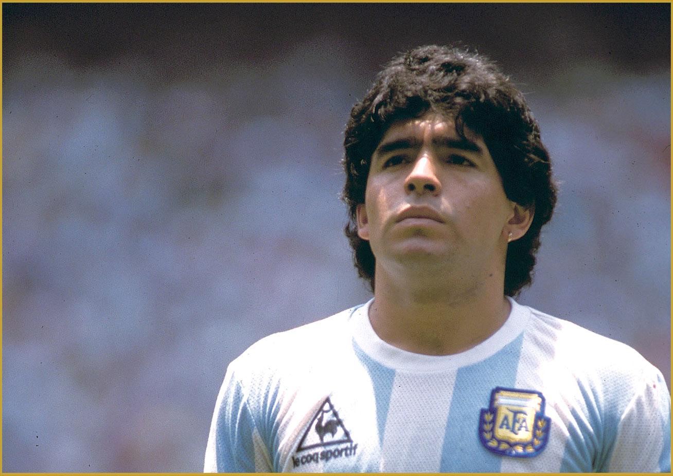 Diego Maradona Virage
