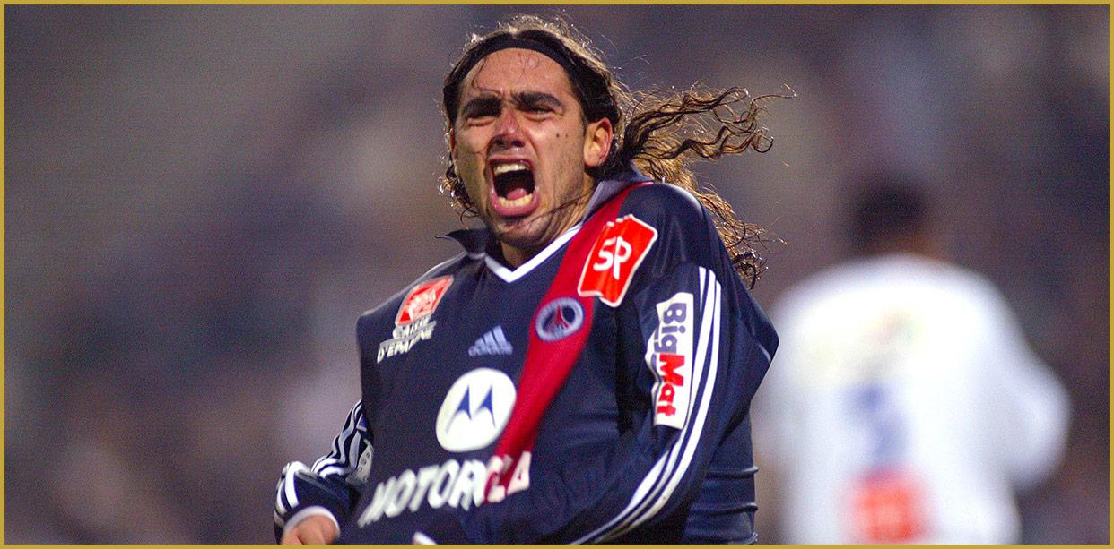 Juan Pablo Sorin PSG Virage