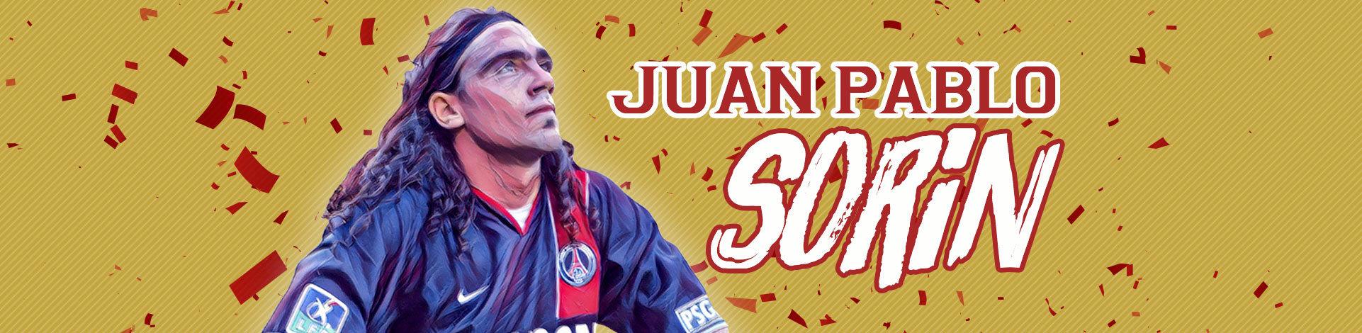 Juan Pablo Sorin Virage PSG