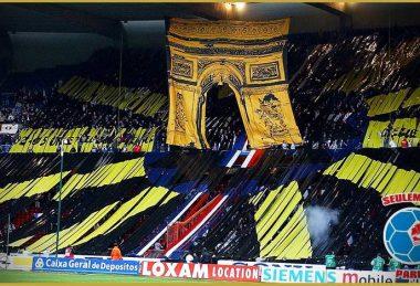 Kop Of Boulogne - PSG/OM - 26 octobre 2002