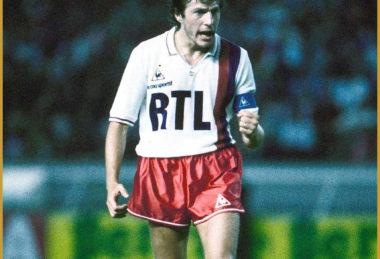 Luis Fernandez PSG Virage