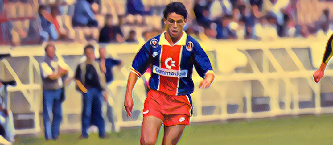 Lyazid Sandjak Virage PSG