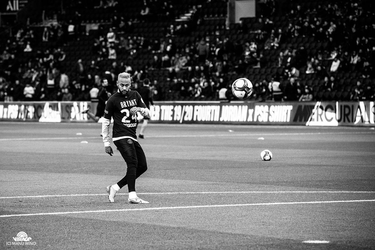 Neymar De l'intérieur #3 Virage PSG