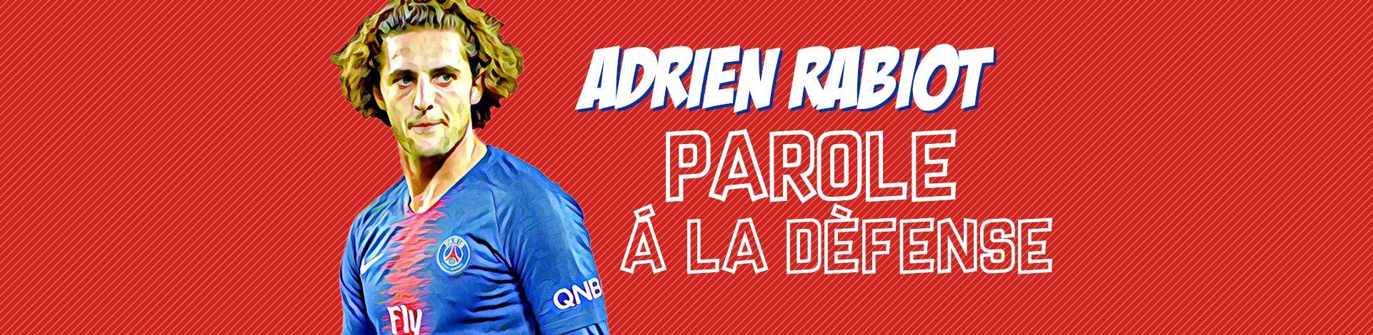 Adrien Rabiot Virage