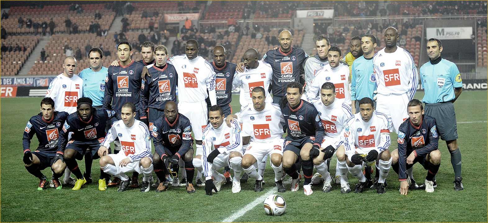 PSG Aubervilliers 2010 Virage