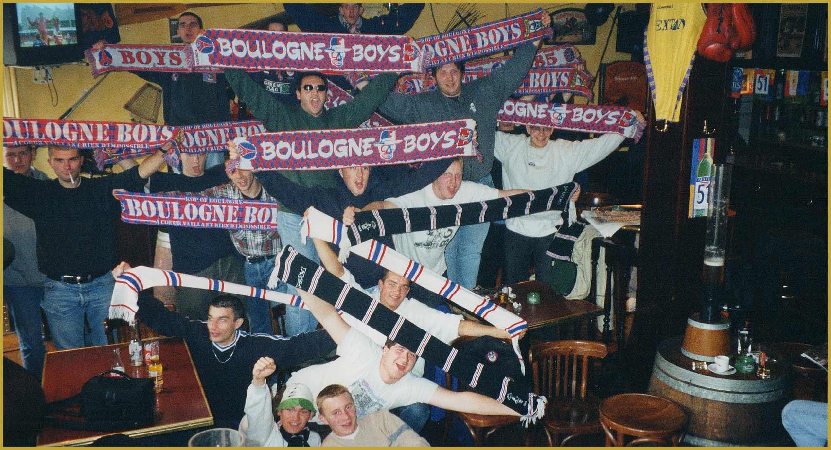 ITW Zavatt, Capo des Boulogne Boys Virage PSG