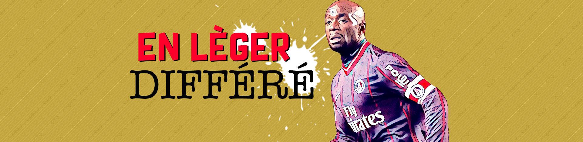 Claude Makelele PSG Virage