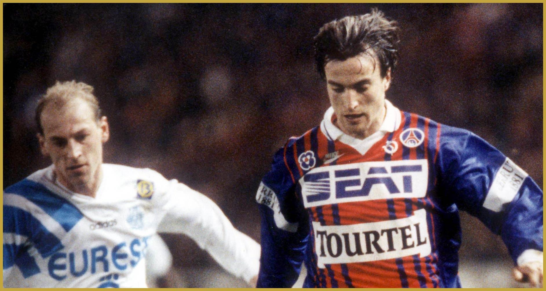 ITW Mathieu Faure Virage PSG