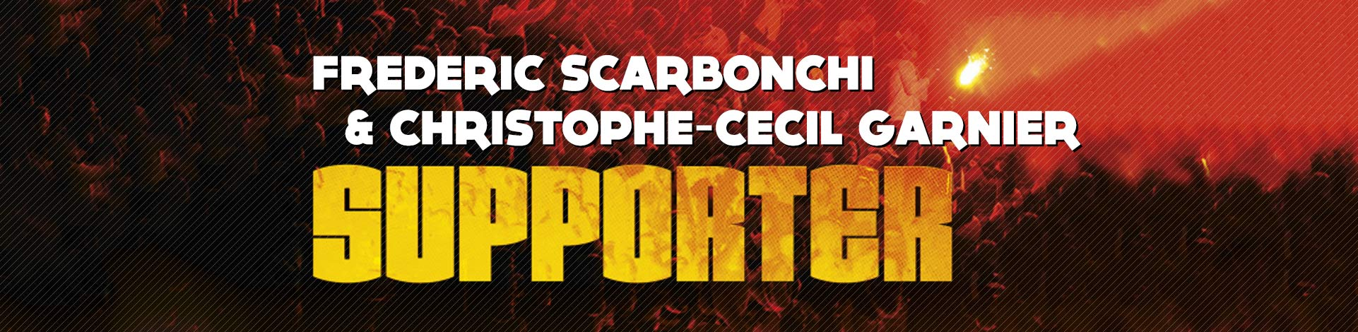 Interview Frederic Scarbonchi & Christophe-Cecil Garnier Virage