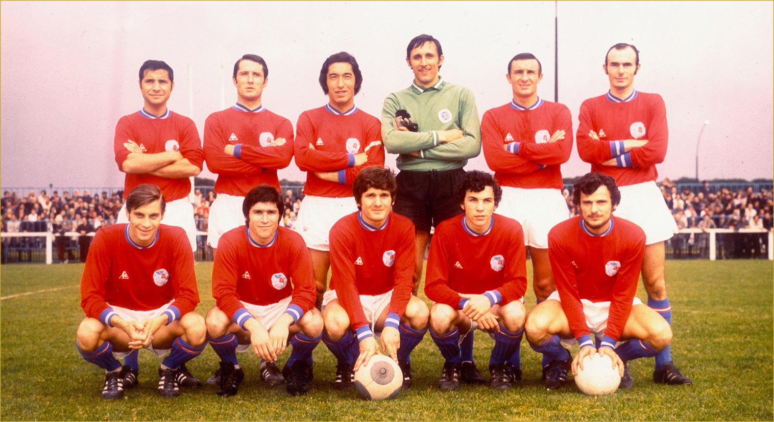 PSG 1970 Virage