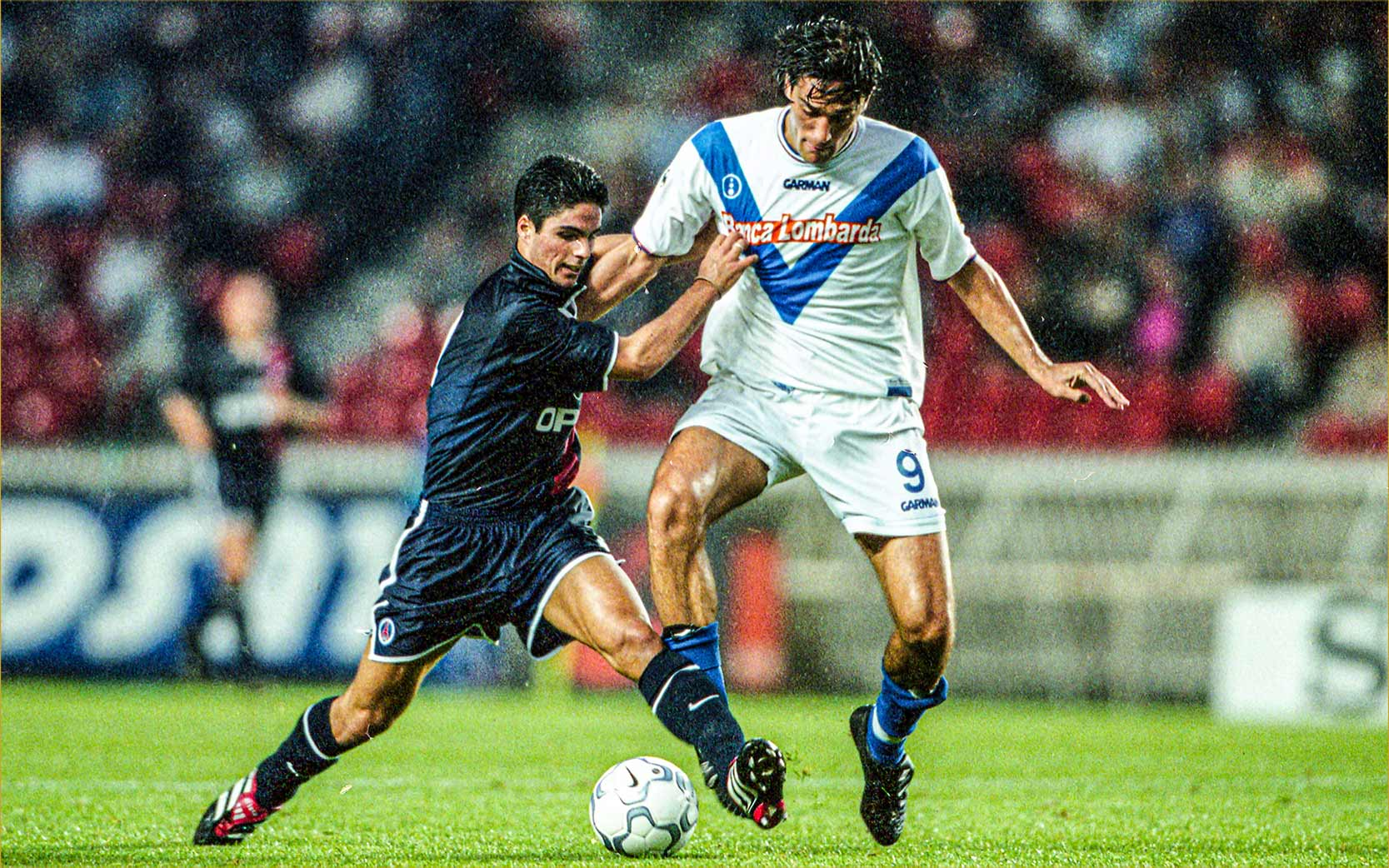 Wissam CUP Virage PSG