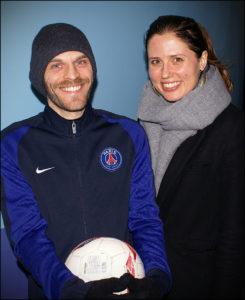 ITW Chloé et Julien ESF Virage PSG