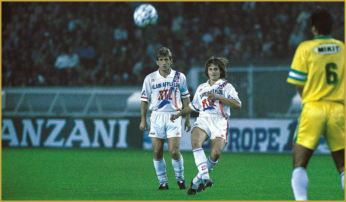 Susic Bravo Virage PSG