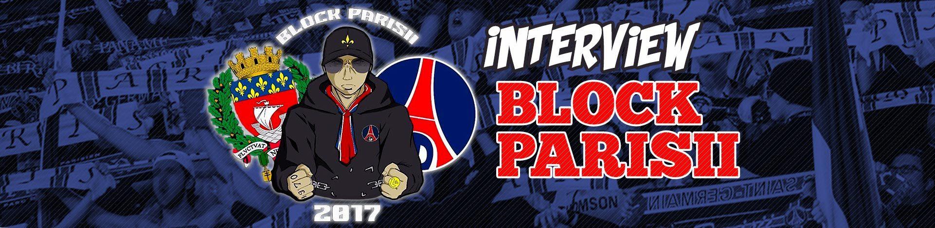 Block Parisii Virage PSG