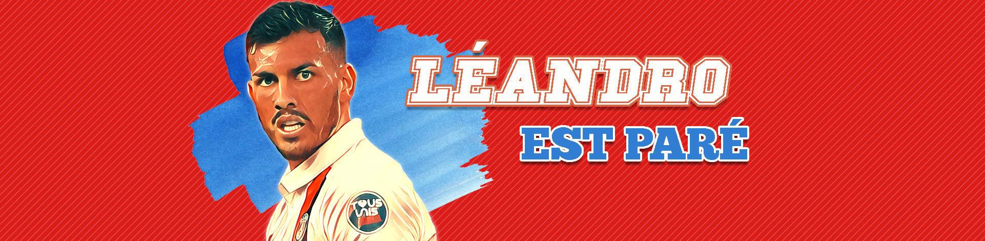 Leandro Paredes Virage PSG