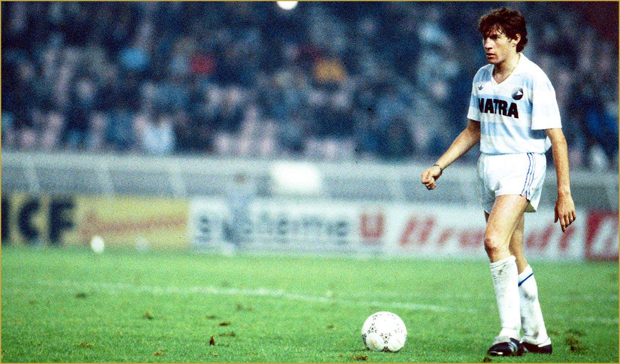 Luis Fernandez Virage PSG
