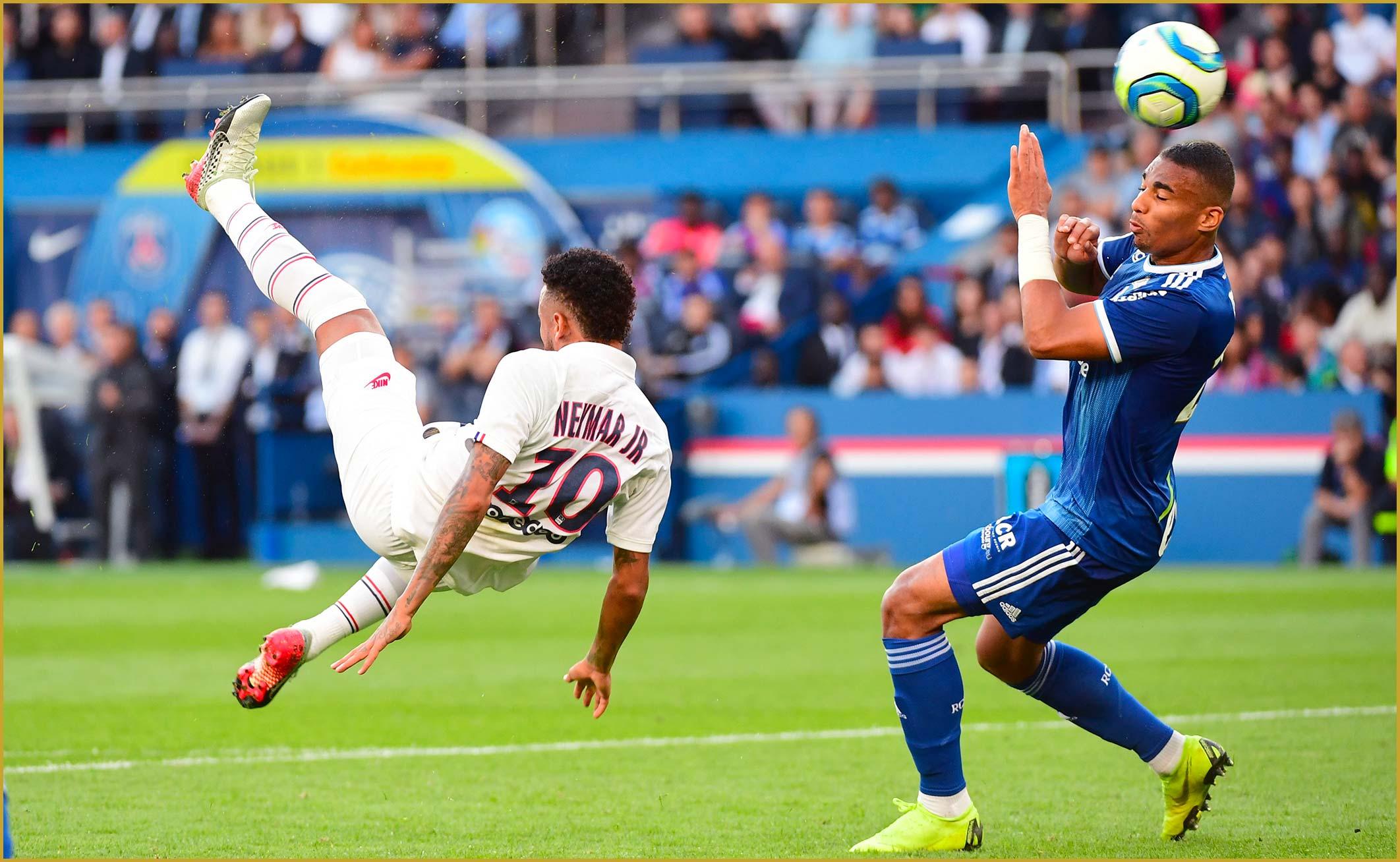 Hugues Renson Virage PSG Neymar