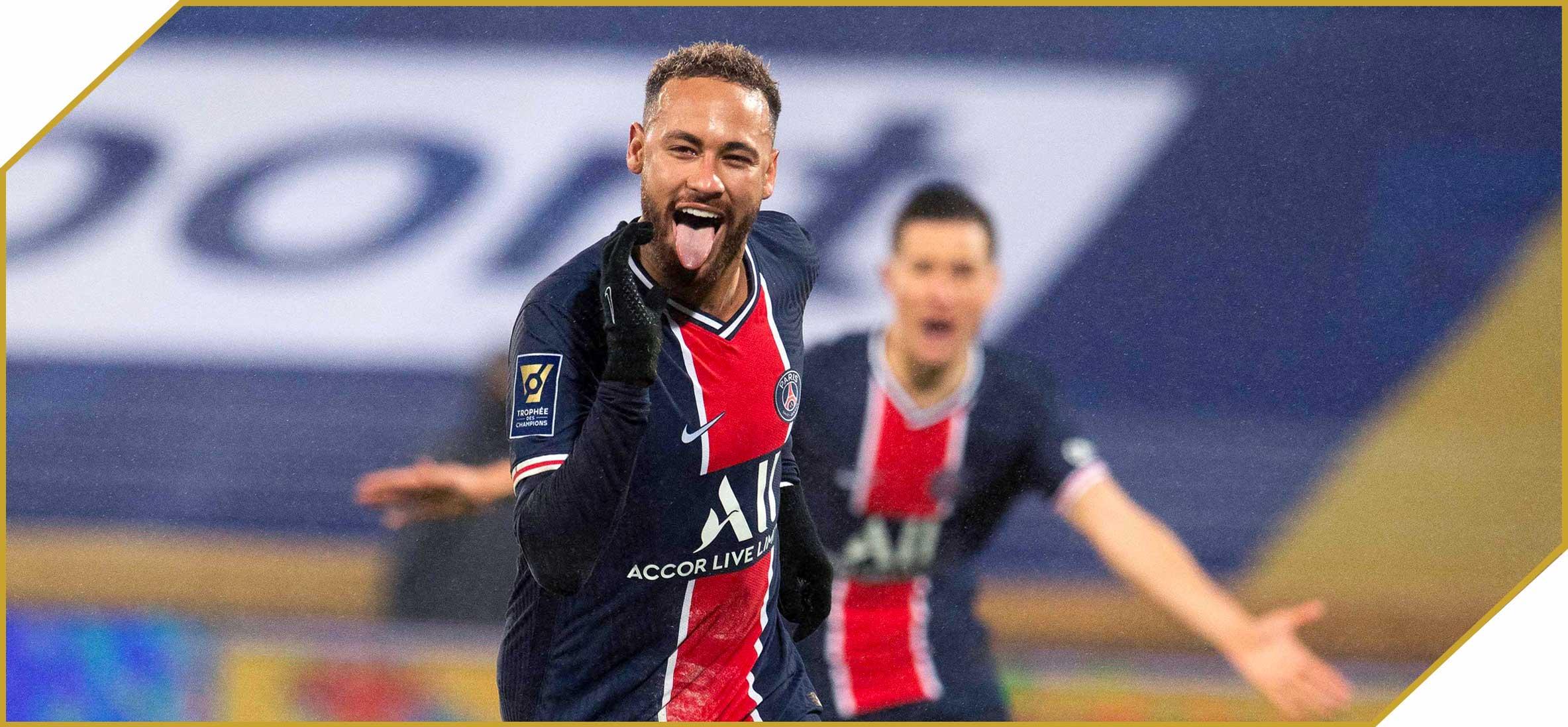 Hygiène Neymar Virage PSG