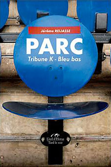 Parc Tribune K - Bleu Bas Virage PSG