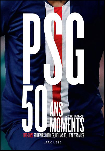 Antoine Bréard Virage PSG