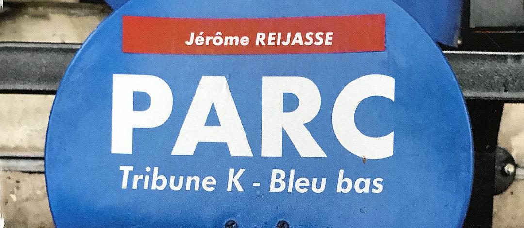 Parc tribune K Bleu Bas Virage
