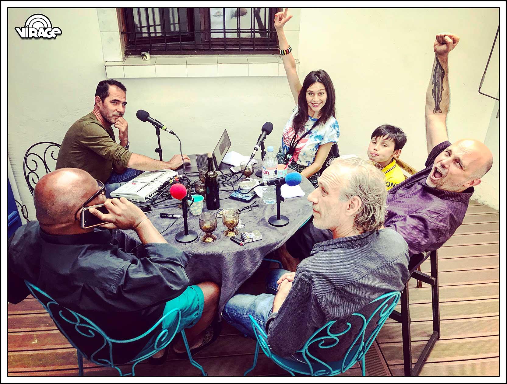 Podcast #14 Virage PSG