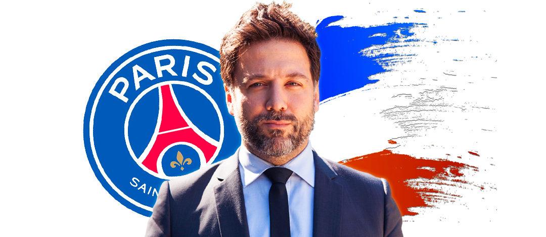 Hugues Renson Virage PSG