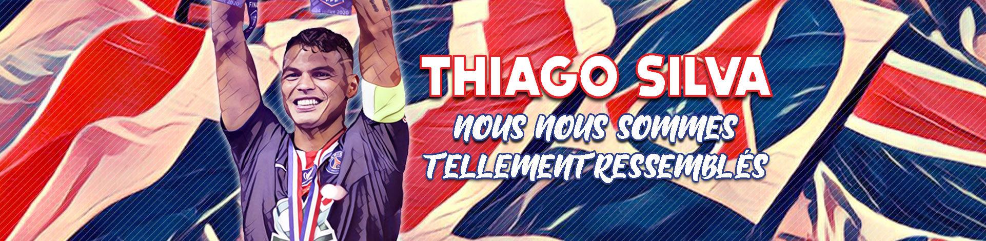 Thiago Silva Virage PSG