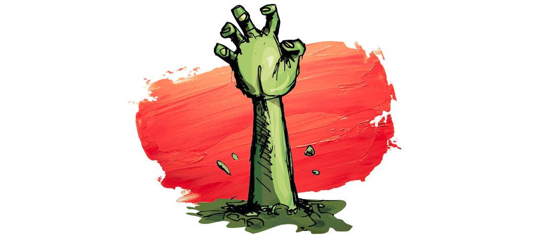 Zombieland virage psg