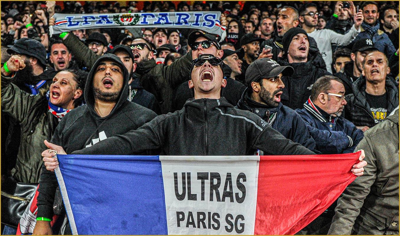 Ultras Virage PSG